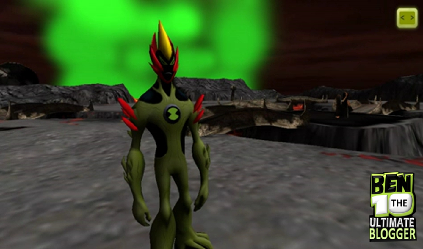 Ben 10 Alien Force – Lost World 3D