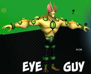 Eye Guy VG pose