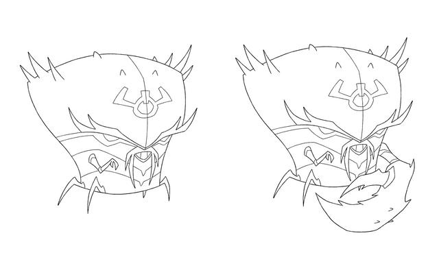File:Ben 10 Omniverse Dr.Psychobus official Artwork.png