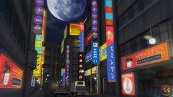 Ben10 Ultimate Alien Cosmic Destruction - Tokyo Streets