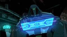 Ben 10 tetrax favourite blue hoverboard