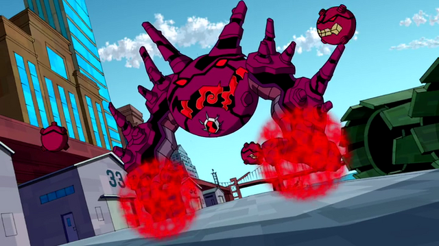 File:Ultimate Gravattack is using his powers.png