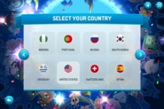 Country Selection
