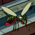 Mutant mosquito character