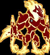 Blitzwolfer+Heatblast
