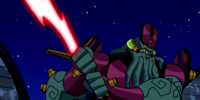 Vilgax's Sword