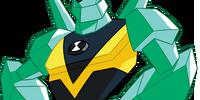 Diamondhead (Reboot)/Gallery
