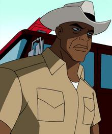 Sheriff Mason