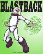 Blastback by kjmarch