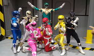 Mighty morphin power rangers by coreybrown1994-d91g0pn