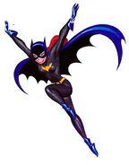 Batgirl (Bruce Timm's art)
