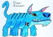 Slam Rammer by JakRabbit96