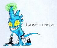LazerWorks by JakRabbit96