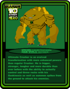 Trading Cards UH (Ult Crusher)