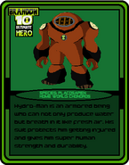Trading Cards UH (Hydro-Man)