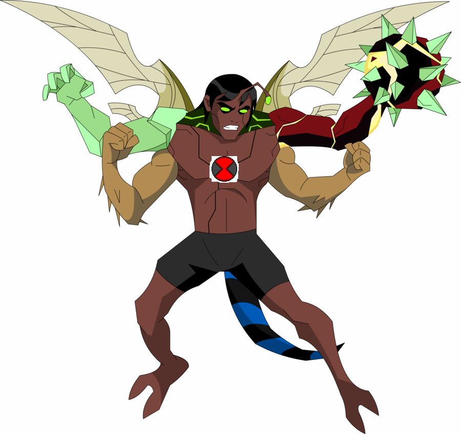 Ben 10 Kevin Car Images: Image - Osmosian Kevin Levin By Zimonini.png
