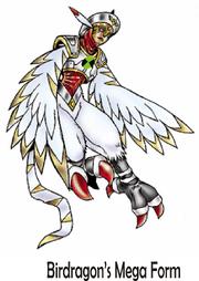 Birdragon's Megaform