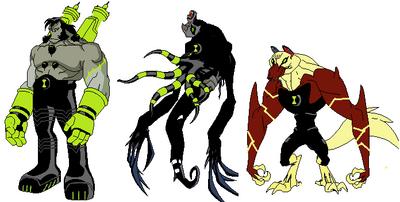 Duncan's aliens