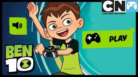 Ben 10 1 HOUR Gameplay Cartoon Network-0