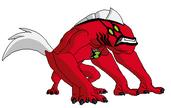 6legged redbeast