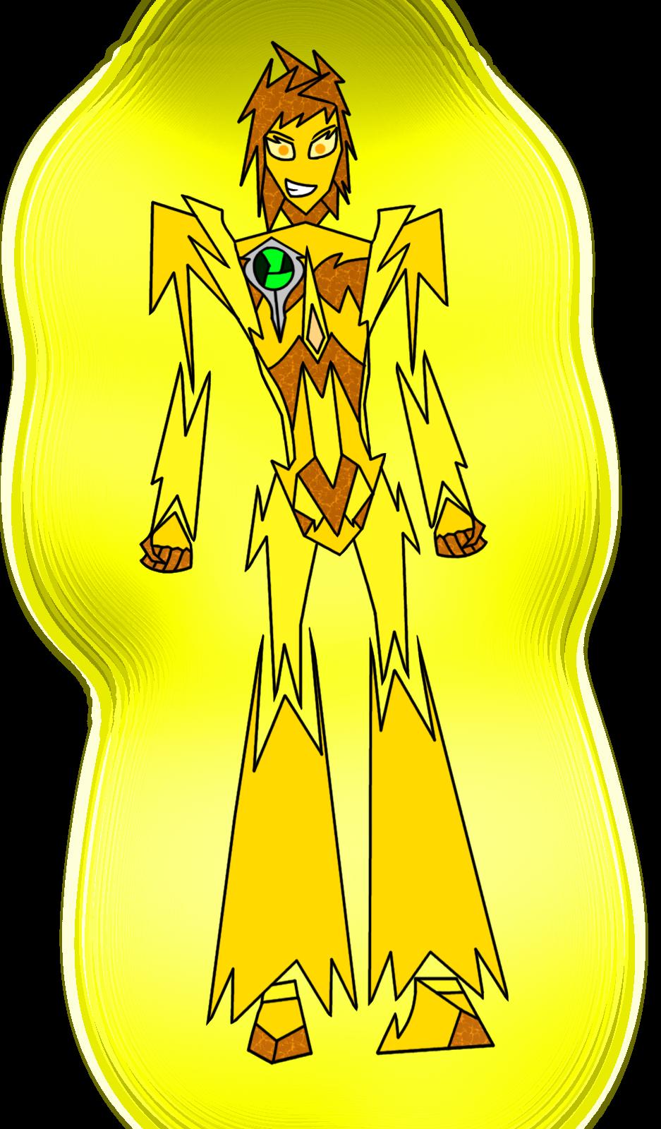 Magister Yellow Ben 10 Fan Fiction Wiki Fandom Powered