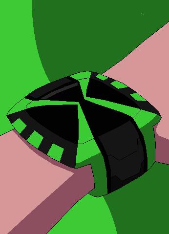 Omnitrix Mark II BTTTW