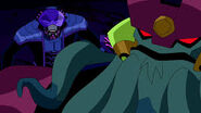 Vilgax your pitty plan is failling of NO MY PLAN IS NOT