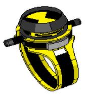 Omnitrix 2 (Yellow)