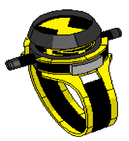 File:Omnitrix 2 (Yellow).png