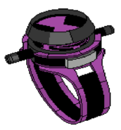 Omnitrix 2 (Purple)