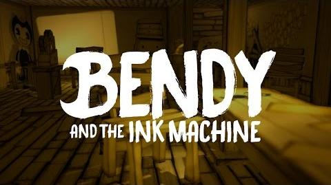 """""""Bendy and the Ink Machine"""" - Reveal Trailer 2017"""