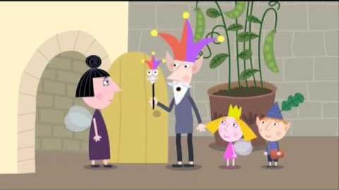 Ben & Holly's little Kingdom Elf Joke Day