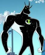 Alien X in Omniverse