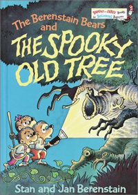 Berenstain bears and the spooky old tree cover