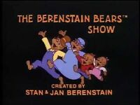 The Berenstain Bears 1985