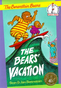 The bears vacation