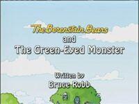 Green Eyed Monster