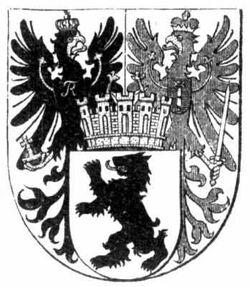 Wappen Berlin 1875