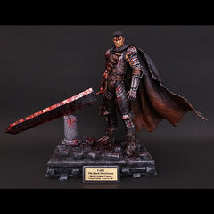 Guts the Black Swordsman birth ceremony statue released by Art of War.