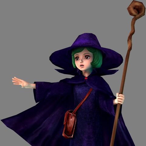 Schierke's character model in <a href=