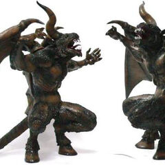 Zodd apostle form figure released by an unknown manufacturer.
