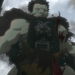 Zodd clad in the armor of the <a href=