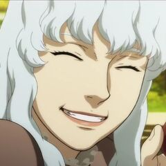 Griffith smiles at <a href=