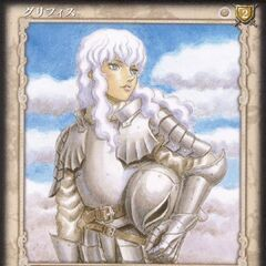 Griffith holds his helmet under his arm. (Vol 2 - no. 02)