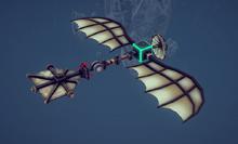 Simple Aerodynamic Glider