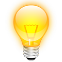 File:Bulb icon yellow 3d.png