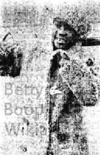 Miss Baby Esther Jones aka Gertrude Saunders