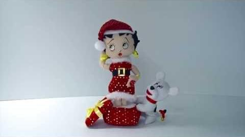 Christmas Betty Boop™ by Chantilly Lane®