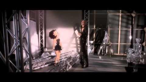 Lancôme Hypnôse Star Film featuring Betty Boop & Daria Werbowy