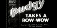 Pudgy Takes a Bow-Wow